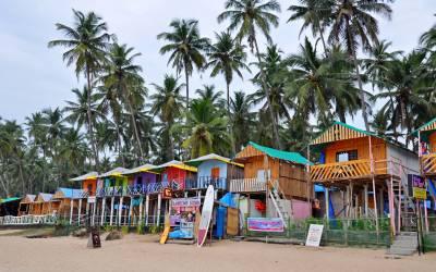 Goa in November
