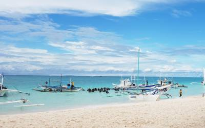 Going To Boracay During The Off-Season