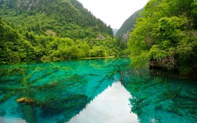 Discover Fairyland Jiuzhaigou in China