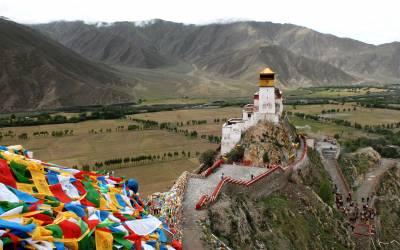 A Spiritual Experience in Tibet