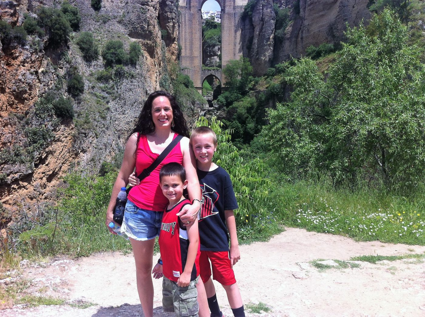 A visit to Ronda, Malaga and Nerja, Spain