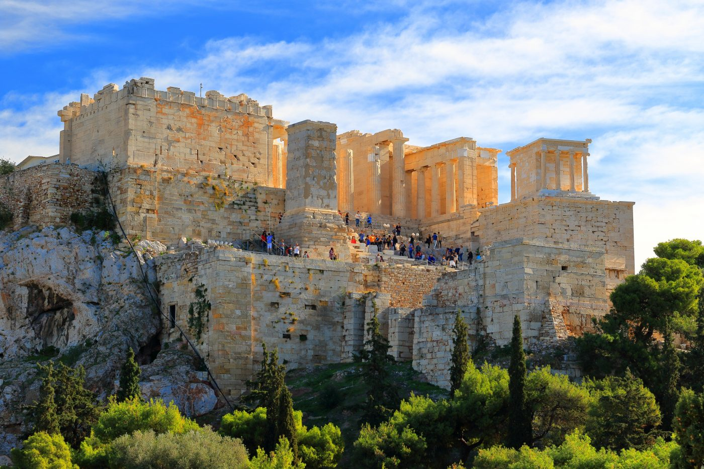 Athens, Greece  A Whirlwind of History