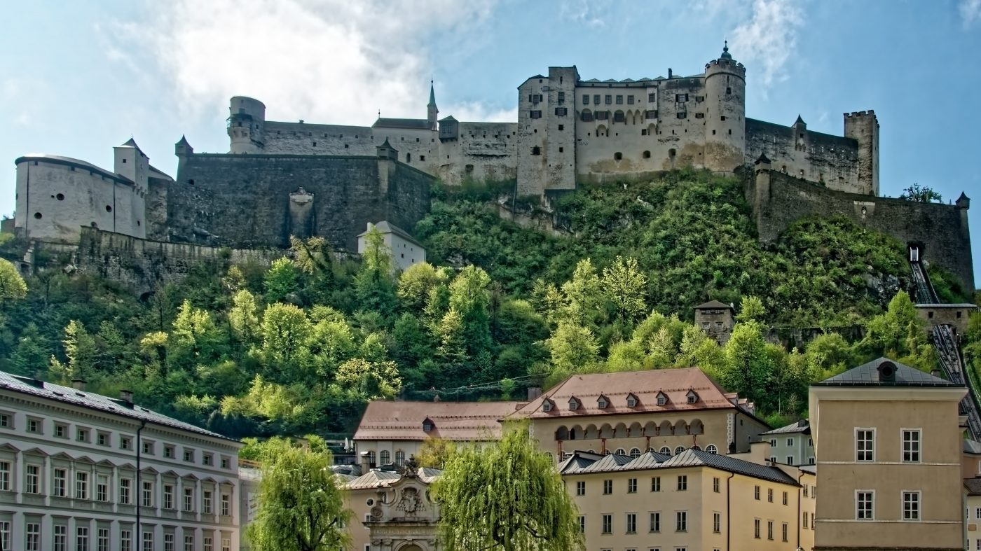 Austria  Vienna, Salzburg, Halstatt and Sound of Music