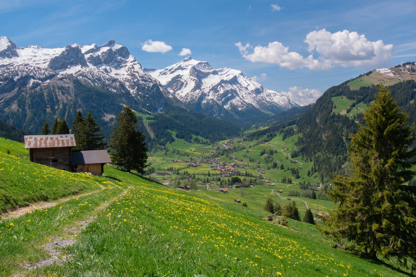 An Overview of Switzerland for Travelers