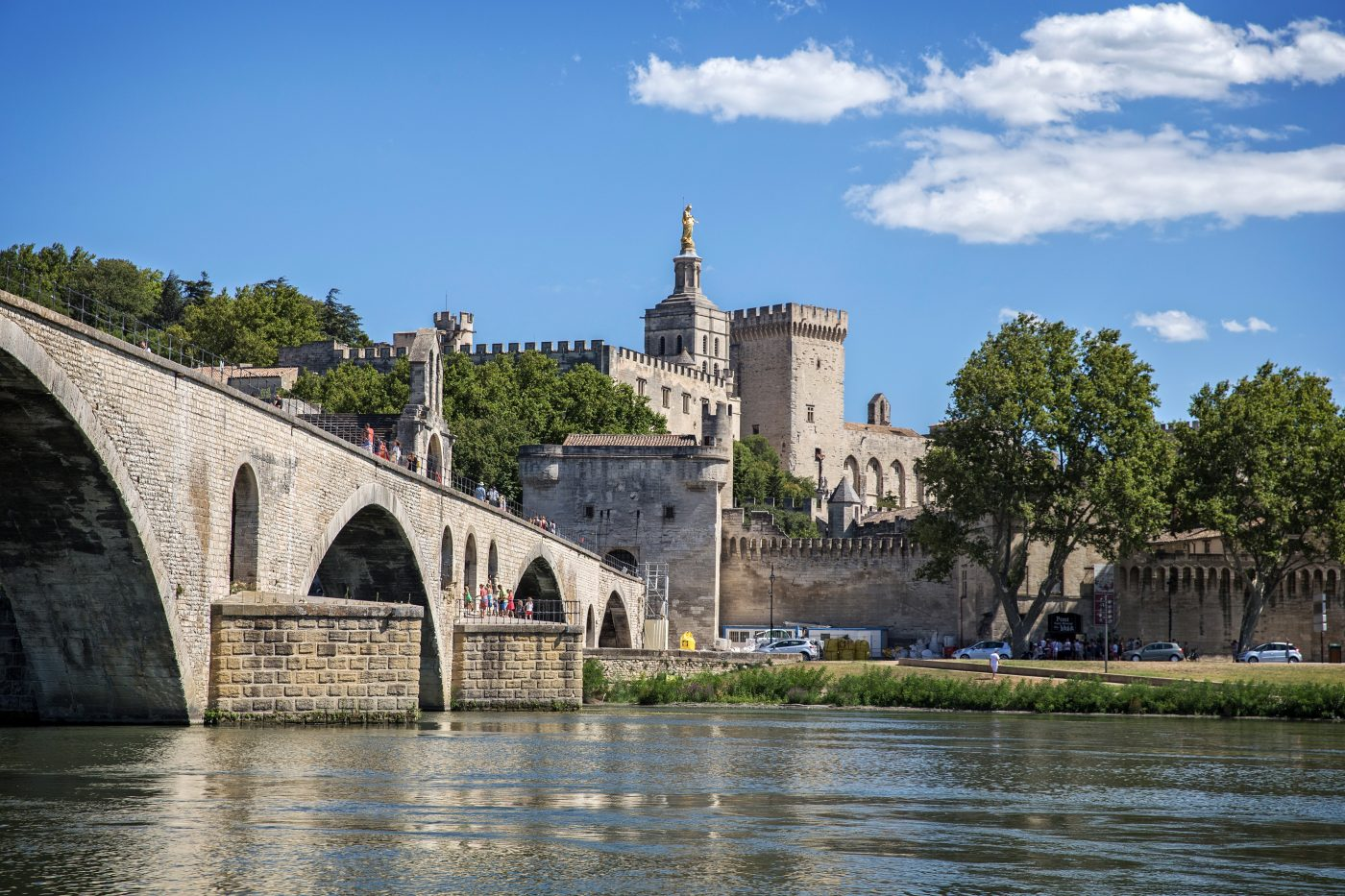 Avignon  Great City Of The Popes