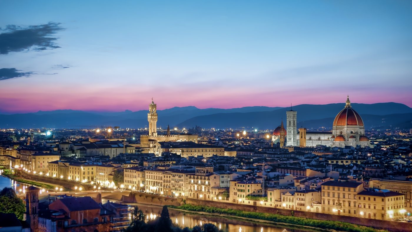 Conquer Florence Italy