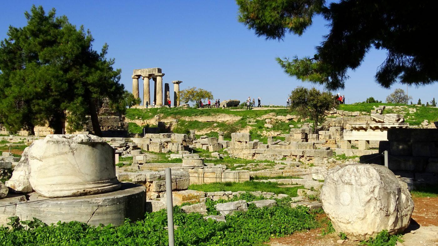 Corinth – Uniting Peloponnese to Greece's mainland