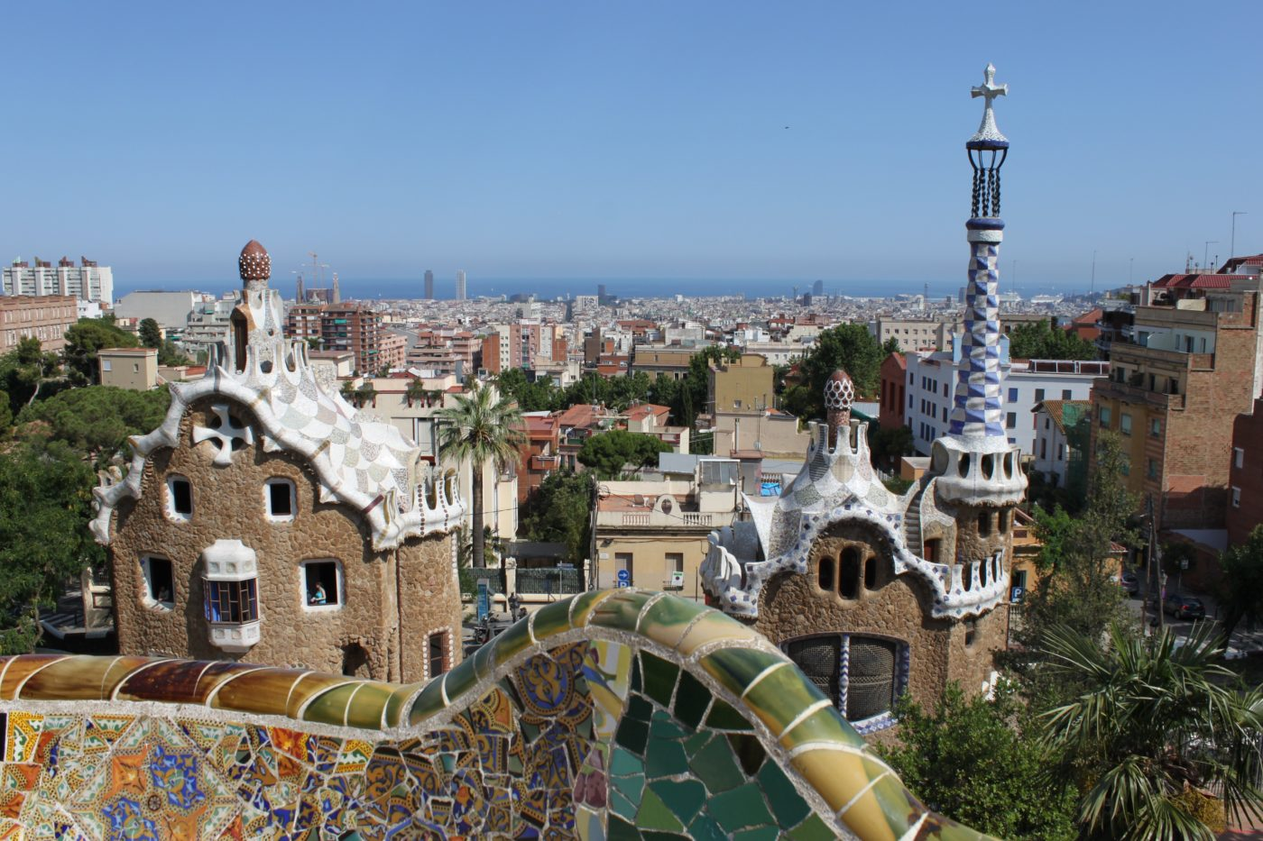 A Country Within A Country Travel To Barcelona Miles Momma