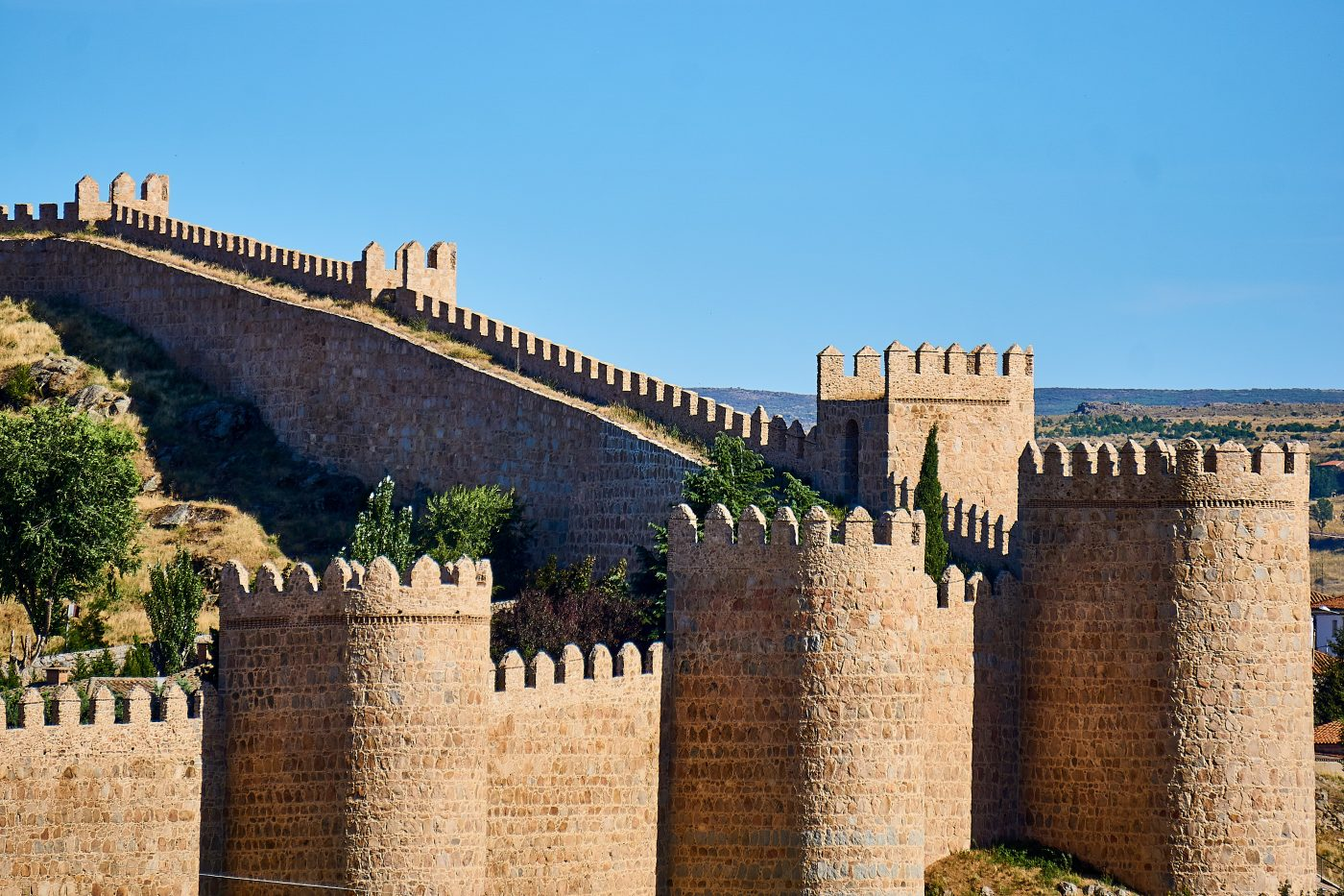 What to see in Avila Spain