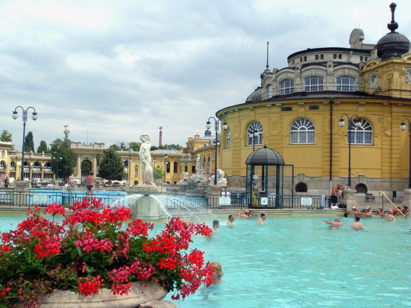 Budapest  Health Resort Spas