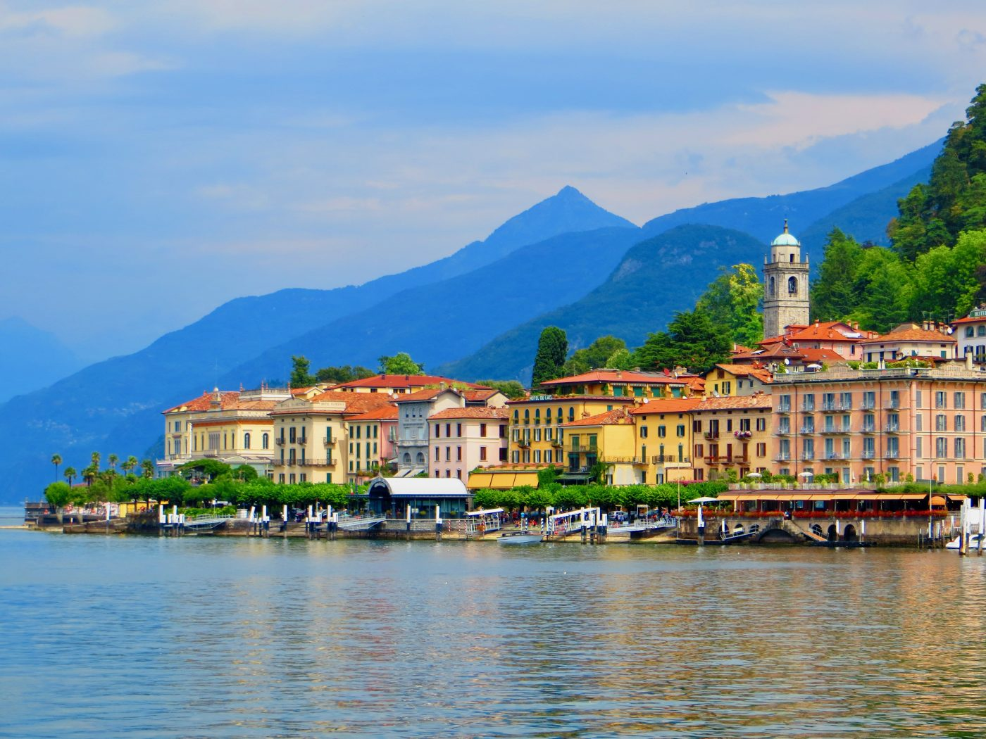 Lake Como, Italy – My View Of The Lake