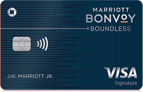 Marriott Bonvoy Brilliant Credit Card