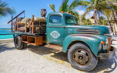 A Sun-Rich Mexican Retreat