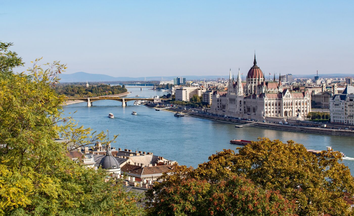 Budapest's Castle District