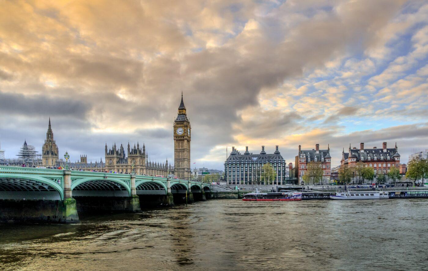 London's Famous Buildings