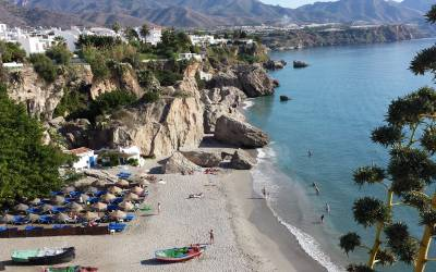 Estartit, A beautiful village on the coast of Spain