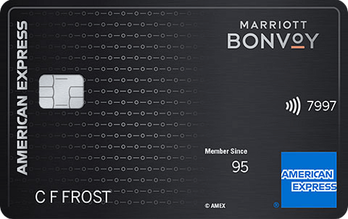 Marriott Bonvoy American Express Card