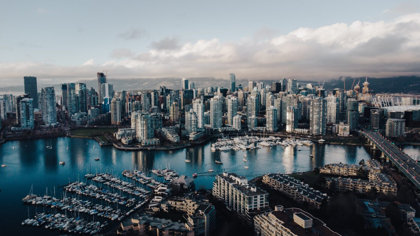 Beautiful Vancouver, City of the Sea & Mountains