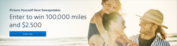 American AAdvantage eShopping Picture Yourself Here Sweepstakes