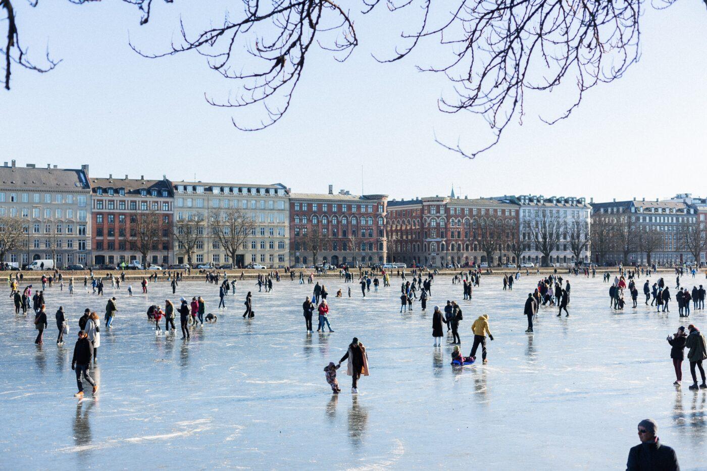 Copenhagen –  Of Elephants and Ice Rinks