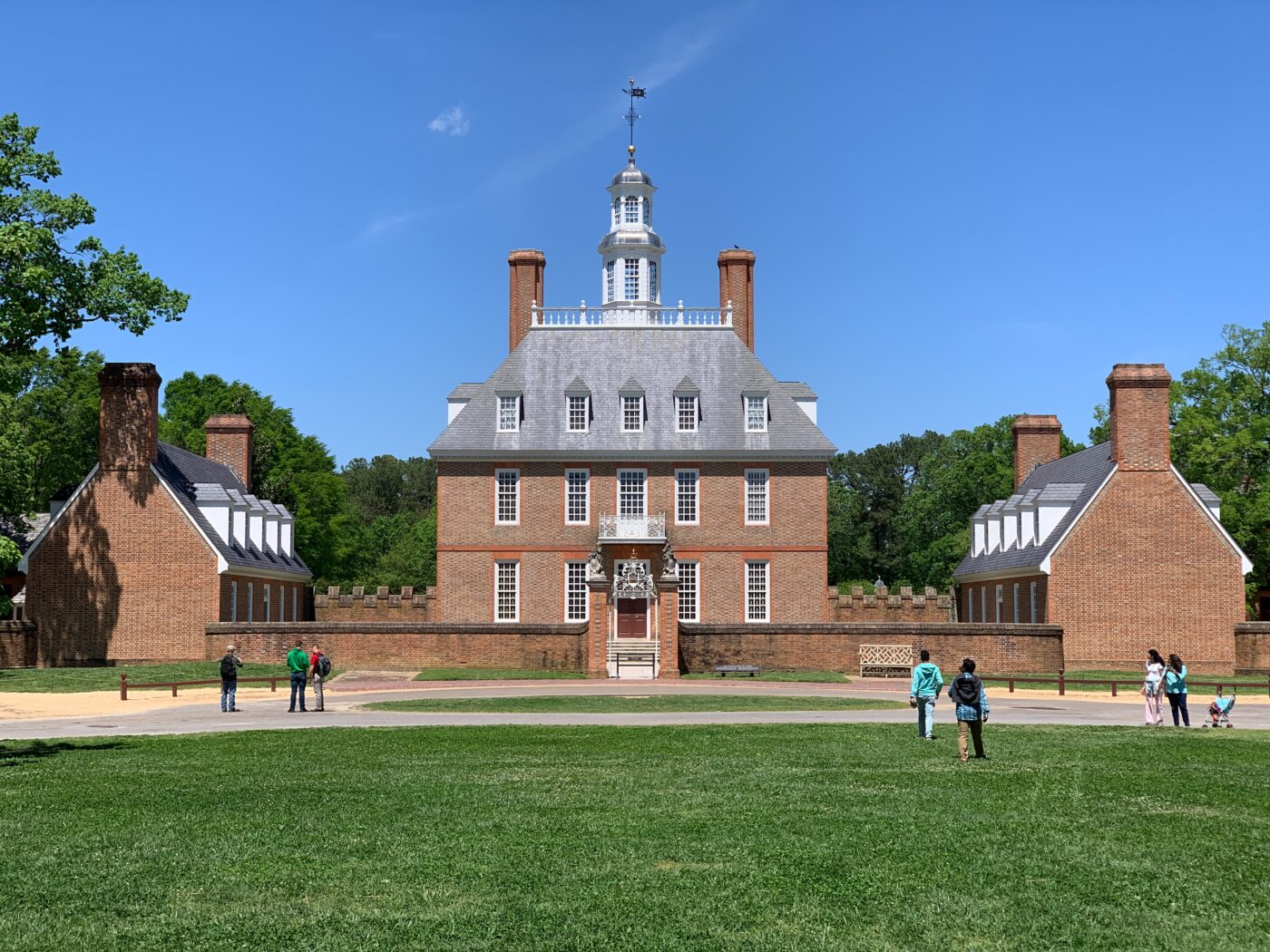 Colonial Williamsburg Revolutionary City