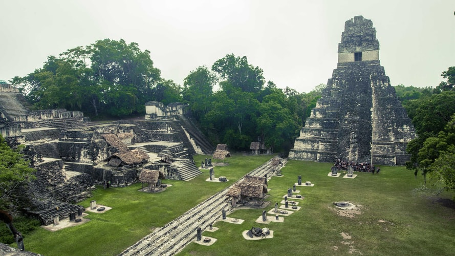 Central America Travel Guide Through History and Advancement